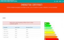 JDP Certifikati – Dizajn web stranice, CMS sustav, optimizacija